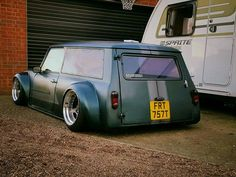 How low can you go John Cooper Works, Minis, Tube Chassis, Mini Clubman, Mini One, Weird Cars, Transporter, Karting, Mini Cooper S