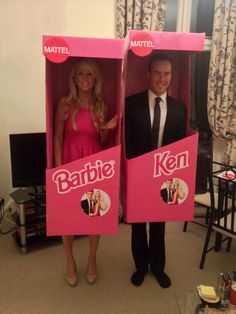 Bespoke Barbie & Ken Costumes | 180bin