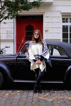 JOURlook: Poncho – Journelles