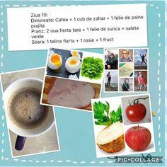 Dieta Daneza in imagini. Cantaloupe, Health, Salads, Health Care, Salud