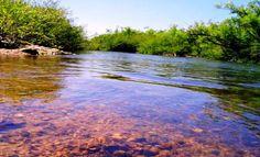 Pueblo Bolivar, Rio Santa Lucia. foto de Viajes de Diario El Pais.com.uy