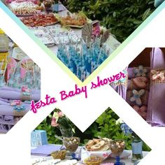 Buffet per baby shower