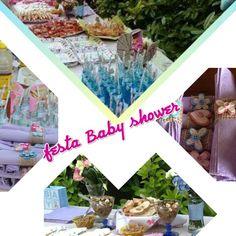 Buffet per baby shower