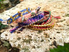 New bracelets are on the way, #friendshipbracelet https://www.etsy.com/shop/colordrop?page=1#save