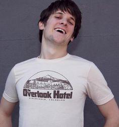 #BustedTees.com - #BustedTees.com Overlook Hotel - AdoreWe.com