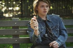 Jack Kilmer on His Breakout Role in 'Palo Alto' and Life as Val Kilmer's Son. HIS HAIR THOUGH