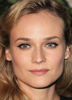 20 Best Celebrity Makeup Ideas for Blue Eyes | herinterest.com
