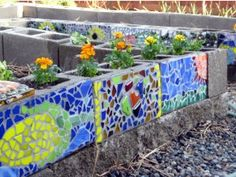 Wouldn't this be a great school garden project?