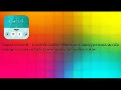 Smart Control Control Center Para Facilitar o Dia a Dia no Android  ♡ ♥ #45