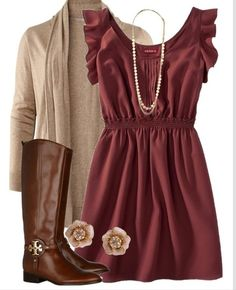My Francesca's Dream Fall Wardrobe :)