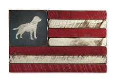 Just found this Handmade+Wooden+Labrador+Flag+-+Wooden+Lab+Flag+--+Orvis on Orvis.com!