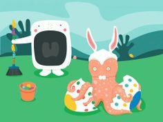 Korvat hörölle kaverit!  Pääsiäispupu on käynyt Casumon toimistolla piilottelemassa lahjoja. Kerro mikä on paras juttu pääsiäisessä, ja olet mukana GoPro -kameran arvonnassa. Helppoa kuin heinänteko! Casumo elää poistaakseen tylsyyden, ja mainiona osoituksena tästä, arvomme myös 10 makeaa lohdutuspalkintoa. Voittajat arvotaan sunnuntaina 20.4. Hauskaa pääsiäistä!