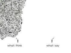 Lo que pienso