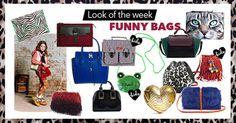 Look of the week: Funny bags
