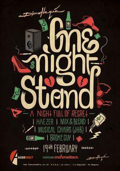 specials nightclub poster designs - Google Search