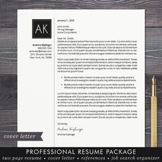 Resumes Templates For Word Sale Creative Resume Template Modern Design Mac Or Pc Word Free .