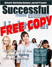 Cell phone customers are looking to save money on their monthly service  Order your complimentary copy of Successful Home Business Magazine reprint TODAY ... @bobandkimber