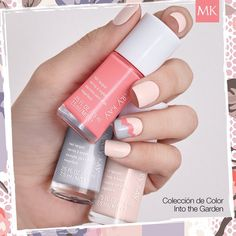 NEW! Limited-Edition Into the Garden Nail Lacquer http://www.marykay.com/LaShon