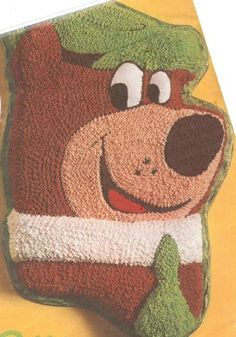 Wilton Yogi Bear Cake Pan (502-178, 1975) Jellystone Park Hanna Barbera Retired Wilton,http://www.amazon.com/dp/B002ST7Z72/ref=cm_sw_r_pi_dp_GWNFsb06CZ3MP7C7