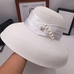b719a3c3 Hat Cloche Vintage Inspired By Audrey Hepburn Elegant Straw Sun Cap  Fascinator #VFSHats #Cloche