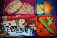 vegan and so forth: My Kid's School Lunches