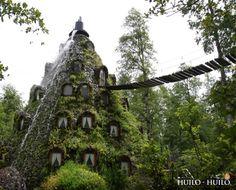 La montaña mágica Hotel, Chile