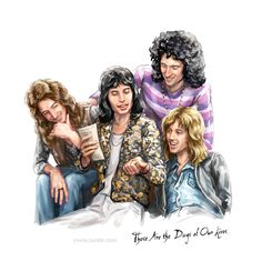 Queen - this art is so goooood Queen Art, I Am A Queen, Save The Queen, Michael Jackson, Queen Drawing, Rock Y Metal, Queen Meme, Ben Hardy, Queen Freddie Mercury