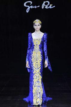 Guo Pei otoño / invierno 2016 colección de alta costura   Vogue británica