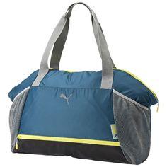 Training Damen Workout-Tasche    Diese PUMA-Sporttasche unterstützt dich beim Training optimal....