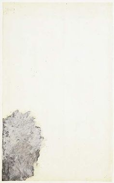 Cy Twombly. Leda and the Swan (Part I), 1980, Acrylic and oil on paper