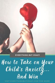 You've done the deep breathing, you've done the emotional validation, and you've even used your own body to help regulate your child, but the anxiety is still there. So now what? After you've got the foundation of a supportive and calming environment in place, there are several additional strategies you can use to help your child beat anxiety for good. Read on to learn about my top 3!