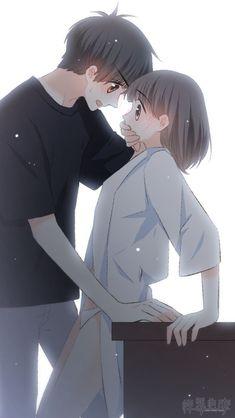 Love Never Fails Manga Anime Cupples, Anime Chibi, Kawaii Anime, Manga Couple, Anime Love Couple, Anime Couples Drawings, Anime Couples Manga, Anime Girl Cute, Anime Art Girl