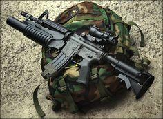 Colt M4 + M203