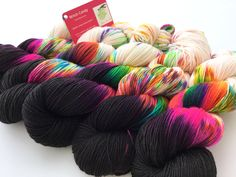 Hand Dyed Yarn--Bust