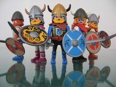 wikinger, Playmobils