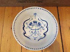 Elisabeth's Bowl. Scandinavian Porcelain by VAceramics on Etsy