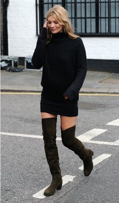 An Easy Kate Moss Inspired Outfit To Wear NOW