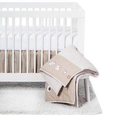 Trend Lab 3 Piece Crib Bedding Set  Quinn