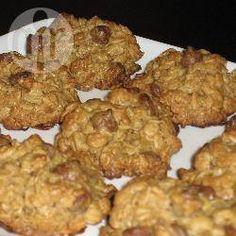 Photo de recette : Biscuits de grand-maman Georgette