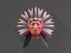 Tribe Poly Indian