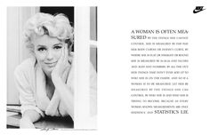-Marilyn Monroe. I simply love her! (and I hope desperately that she really said this)