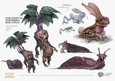 fable character concept art - Google Search