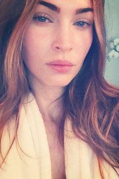 44 gorgeous celebrities who went makeup free on Instagram: Megan Fox