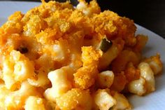 Spicy Mac-N-Cheese