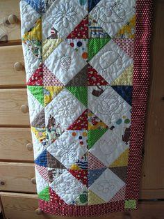 Nice quilt.