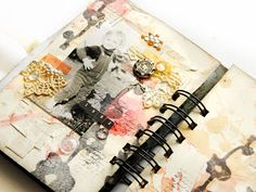 Finnabair: Journale małe i duże - Journals big and small...