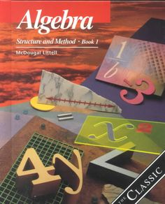 7th grade math textbook mcdougal littell math course 3 student honors algebra i textbook algebra structure and method book 1 fandeluxe Choice Image