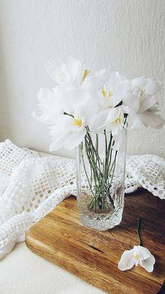Оксана Сафонова Glass Vase, Table Decorations, Furniture, Home Decor, Decoration Home, Room Decor, Home Furnishings, Home Interior Design, Dinner Table Decorations