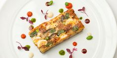 This impressive dish from Francesco Mazzei is definitely something different to your everyday lasagne - quail eggs, nettle lasagne sheets and…