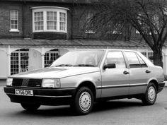 Fiat Croma UK-spec (154) '1986–89